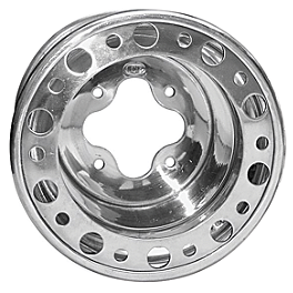 ITP T-9 Pro Baja Front Wheel - 10X5 3B+2N - 2011 Yamaha RAPTOR 250 ITP SS112 Sport Rear Wheel - 9X8 3+5 Machined