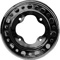 ITP T-9 Pro Baja Rear Wheel - 9X9 3B+6N Black