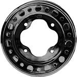 ITP T-9 Pro Baja Rear Wheel - 9X9 3B+6N Black - Utility ATV Rims & Wheels