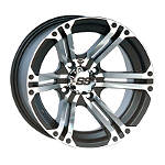 ITP SS212 Front Wheel - 12X7 Machined - Utility ATV Wheels