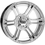 ITP SS212 Front Wheel - 15X7 Platinum - Utility ATV Wheels