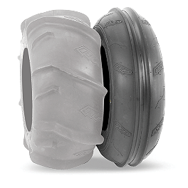 ITP Sand Star Front Tire - 22x8-10 - 2009 Polaris OUTLAW 450 MXR ITP Sandstar Rear Paddle Tire - 22x11-10 - Left Rear