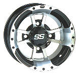 ITP SS112 Sport Front Wheel - 10X5 3+2 Machined - ITP Utility ATV Wheels