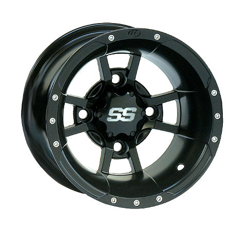 ITP SS112 Sport Rear Wheel - 10X8 3+5 Black - Main