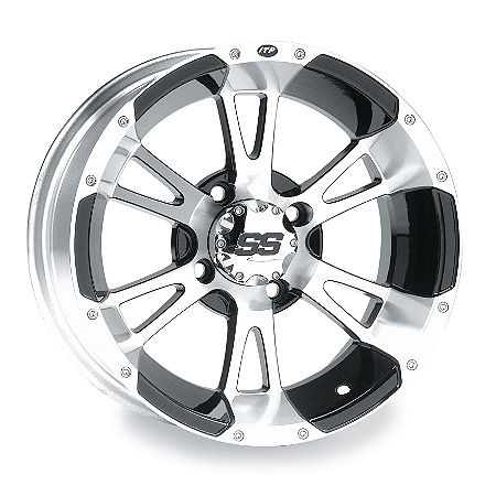 ITP SS112 Front Wheel - 12X7 Machined - Main