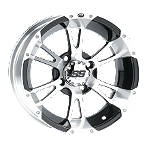 ITP SS112 Rear Wheel - 14X8 5+3 Machined - Utility ATV Wheels