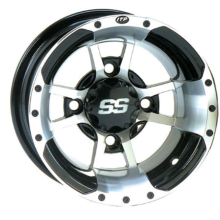 ITP SS112 Sport Rear Wheel - 9X8 3+5 Machined - Main