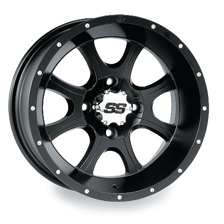 ITP SS108 Rear Wheel - 12X7 Black - Main