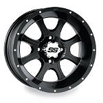 ITP SS108 Rear Wheel - 12X7 Black