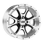 ITP SS108 Rear Wheel - 12X7 Machined - Utility ATV Rims & Wheels