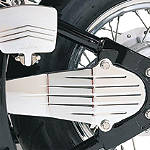 Jardine Drive Shaft Cover - Chrome - Yamaha Cruiser Drive Train