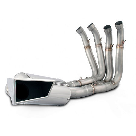 Jardine GP1-R Full Exhaust System - Main