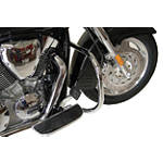 "Jardine Highway Bar 1-1/4"" - Chrome - JARDINE+PERFORMANCE Jardine Performance Cruiser"