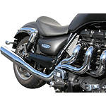 Jardine Rumblers Complete Exhaust - 3:2 Slashdown -  Metric Cruiser Full Exhaust Systems