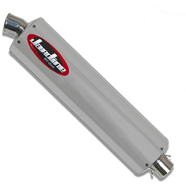 Jardine RT-1 Slip-On Titanium Exhaust - Jardine RT-1 Slip-On Aluminum Exhaust