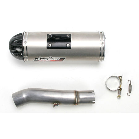 Jardine RT-5 Slip-On Titanium Exhaust - Main