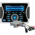 Jensen JMS2212 Waterproof Stereo - Jensen Cruiser Electronic Accessories