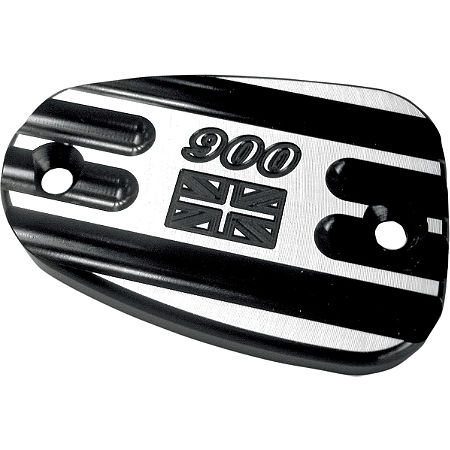Joker Machine Front Master Cylinder Cover - Series 900 - Anodized Black