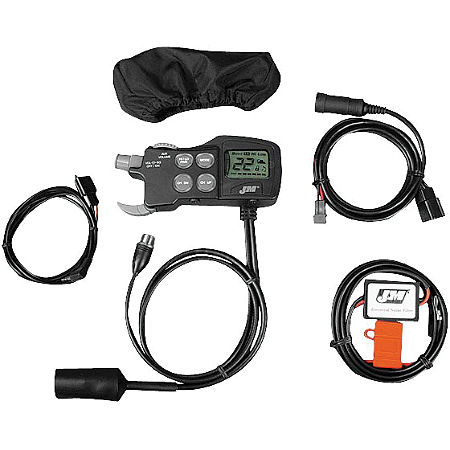 J&M Audio JMCB-2003 Cb/Stereo/Intercom Audio System For Driver-Only Headset Operation - Main
