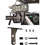 J&M Audio JMCB-2003 Mounting Bracket - Kawasaki Dirt Bike Electronic Accessories