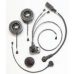 J&M P-Series Headset Combo - Motorcycle Electronic Accessories