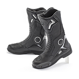 Joe Rocket Ballistic Touring Boots - Fly Racing Milepost Air Sport-Touring Boots