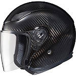 Joe Rocket Carbon Pro Helmet - Motorcycle Open Face