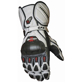 Joe Rocket GPX 2.0 Gloves - Joe Rocket Pro Street Gloves