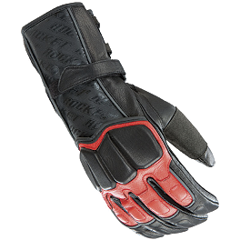 Joe Rocket Highside 2.0 Gloves - Joe Rocket Pro Street Gloves