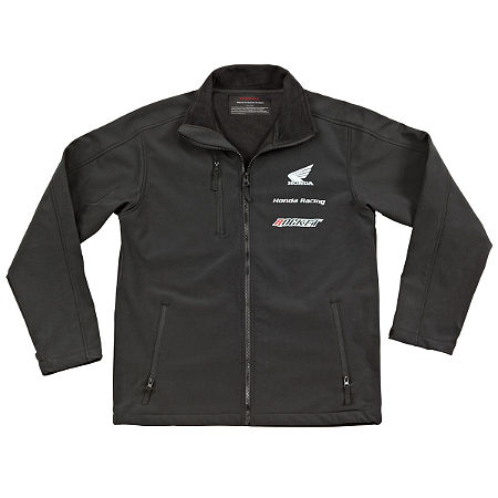 Joe Rocket Honda Racing Soft Shell Jacket - Main