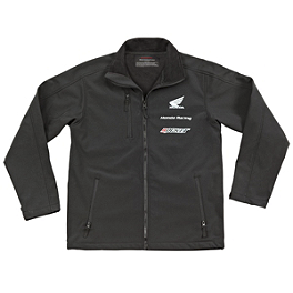 Joe Rocket Honda Racing Soft Shell Jacket - Joe Rocket Honda Performance Mesh Jacket