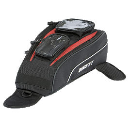 Joe Rocket Hammerhead Tank Bag - Joe Rocket Ballistic 6.0 Gloves