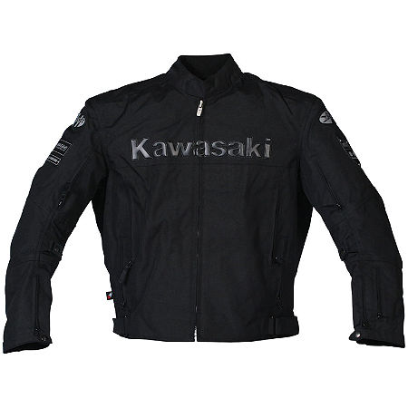 Joe Rocket Kawasaki ZX Textile Jacket - Main
