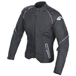 Joe Rocket Women's Luna 2.0 Jacket - Teknic Women's Sevilla Textile Jacket