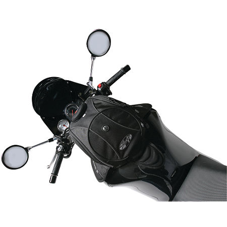 Joe Rocket Manta Tank Bag XL - Black - Main