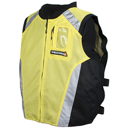 Joe Rocket Military Spec Vest - Fly Racing Fast-Pass Vest - Hi-Viz