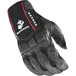 Joe Rocket Marines Tactical Gloves - Joe Rocket Marines Alpha Jacket
