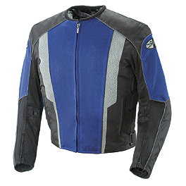 Joe Rocket Phoenix 5.0 Jacket - Joe Rocket Pro Street Leather Jacket