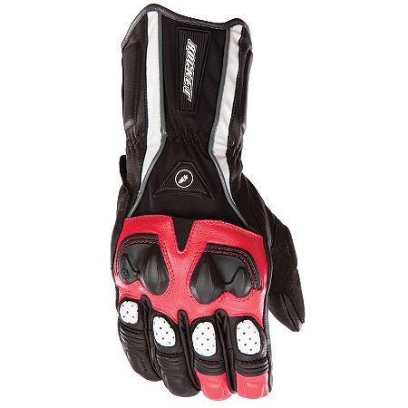 Joe Rocket Pro Street Gloves - Main