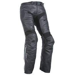 Joe Rocket Pro Street Pants - TourMaster Decker Leather Pants