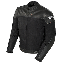Joe Rocket Reactor 2.0 Jacket - Joe Rocket Skyline 2.0 Mesh Jacket