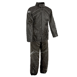 Joe Rocket RS-2 Rain Suit - Firstgear Rubber Overgloves