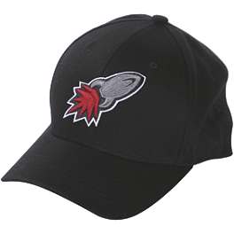 Joe Rocket Rocketship Ball Hat - Joe Rocket Staff Shirt 2.0