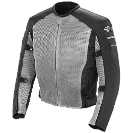 Joe Rocket Recon Military Spec Mesh Jacket - Joe Rocket Recon Military Spec Textile Jacket