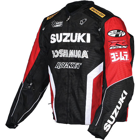 Joe Rocket Suzuki Replica Supersport Jacket - Main