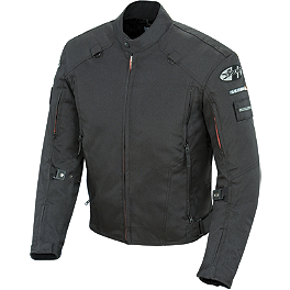 Joe Rocket Recon Military Spec Textile Jacket - Alpinestars Matrix Kevlar Jacket