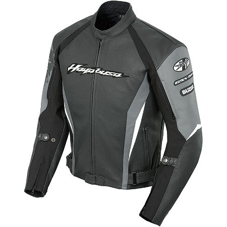 Joe Rocket Suzuki 'Busa 2.0 Leather Jacket - Main