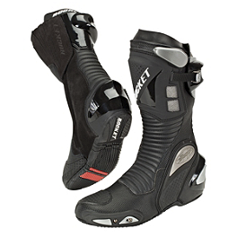 Joe Rocket Speedmaster 3.0 Boots - Joe Rocket Speedmaster 8.0 Gloves
