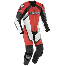 Joe Rocket Speedmaster 6.0 Suit - Alpinestars Monza Leather One-Piece Suit