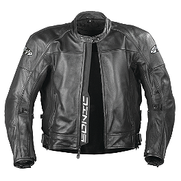 Joe Rocket Sonic 2.0 Leather Jacket - TourMaster Coaster II Leather Jacket